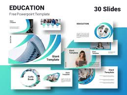Architectural Powerpoint Template 024 Free Powerpoint Templates Education Technology School