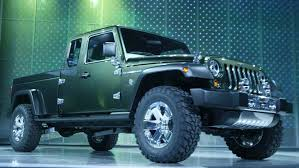 Jeep Pickup Will Be Delayed Until Late 2019 - The Drive