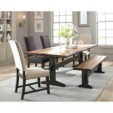 weathered wood dining table. Medium Size Of Dinning Room:wood Dining Table Distressed Round Kitchen Barn Wood Weathered B