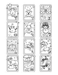 Free instant cute horoscope sign coloring pages free. Zodiac Coloring Pages Best Coloring Pages For Kids