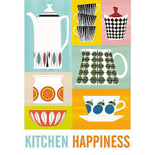 Retro Kitchen Posters Cool Home Design Marvelous Decorating At Retro  Kitchen Posters Design Tips