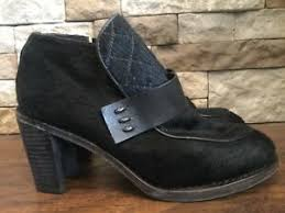 Rag And Bone Boot Size Chart Details About Rag Bone Lytton Black Pony Hair Heel Booties Womens Size 41 11 10