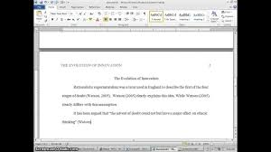 001 Research Paper How To Cite Within Apa Museumlegs