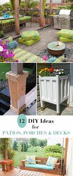 Wonderful Diy Patio Decorating Ideas 12 For Patios On