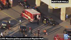 shooting at Mayfair Mall