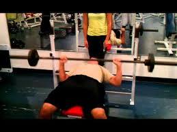 Fitness Assessment For Valdes Ymca Bench Press Test