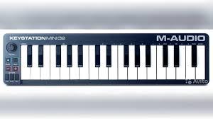 <b>Midi клавиатура M-audio keystation mini</b> 32 MK3 купить в Москве ...