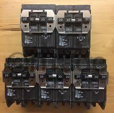 eaton electrical circuit breakers & fuse boxes ebay Eaton Electrical Panel Fuse Box **lot of 5** eaton bq220230 type br 30 20 a 4 pole quad circuit breaker new fsh Electrical Breaker Panel Boxes