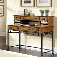 terrific modern secretary desk with hutch