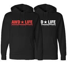 Awd Life Shirt Hoodie