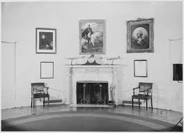 oval office fireplace. File:Photograph Of Fireplace And Furniture In President Truman\u0027s Oval Office At The White House A
