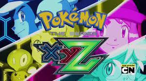 Pokémon the Series: XYZ Theme Song - English Version | Cartoon network  pokemon, Pokemon, Cartoon network website