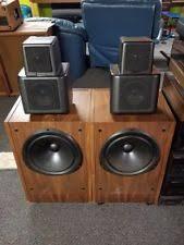 kef 105 2. kef reference series model 105: ii speakers- working! kef 105 2