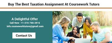 taxation assignment help inc in usa uk au taxation assignment help