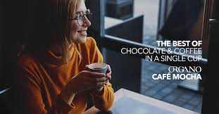 Awaken your senses and enrich your day with a classic cup of coffee that's as flavorful as it is invigorating. Your Monthly Dose Of Product Knowledge The Best Of Chocolate And Coffee In A Single Cup Organo Gourmet Cafe Mocha