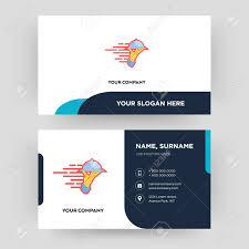 business services template catering services business card design template visiting for