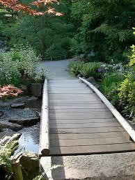 Lawn & Garden:Japanese Rock Garden With Gravel Field And Small Garden  Bridge Japanese Garden