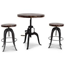 tall round kitchen table sets high table and stool set bar high dining sets pc pub table set counter height round pub table