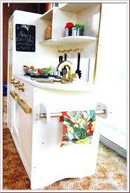 best play kitchen makeover vintage white set