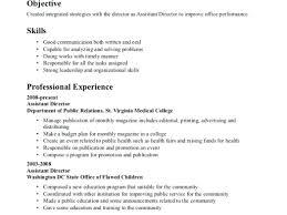 Public Health Resume Objective template Nursing Curriculum Vitae Template Nurse Practitioner 47
