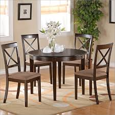 42 round table. Boston 42 Inch Round Table With 4 Tapered Legs East West