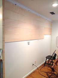 Plywood Plank Ceiling Thinking About Planking A Wall The Difference Between Using