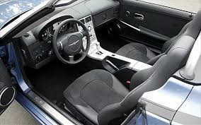2008 chrysler crossfire interior. this is the interior of my chrysler crossfire srt6 i love it 2008 t