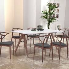 zuo modern saints dining table kitchen dining tablesdinning room