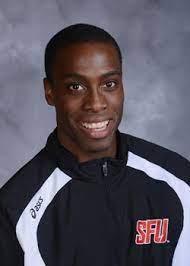 Cedric Forbes - Men's Track & Field - Saint Francis University Athletics