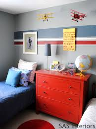 Painting-Stripes-on-Wall. I would add: After placing your tape