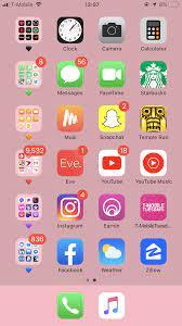 Iphone app layout