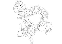 Free Princess Printables Princess Coloring Pages Online Free