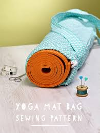 Yoga Mat Bag Pattern