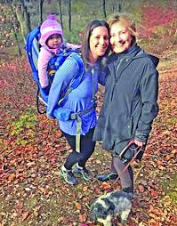 Hillary Clinton spotted hiking in the woods | The Asian Age Online,  Bangladesh