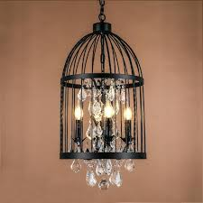 wrought iron rust retro vintage black rust wrought iron cage chandeliers big french empire style crystal wrought iron