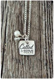 called to serve necklace lifestyle pany