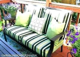 N Deep Seat Cushion Covers Outdoor Slipcovers  Bench Cover World Market