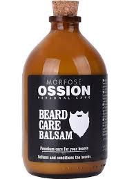 40% MORFOSE <b>Бальзам для бороды</b> OSSION <b>Beard</b> Care 100ml.