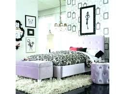 Bling Bedroom Decor Bedroom Set Out Floor Mirror Black And White ...