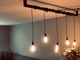 Industriële Hanglamp Loftbar Edison Lampen