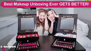 best makeup unboxing ever gets better tried and tested ep110