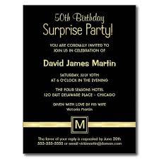 50th birthday invitation templates free surprise birthday invitation wording surprise 50th birthday party