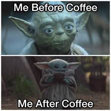 A before and after meme. Lunchbox Dad Just Don T Talk To Me Before Coffee In The Facebook