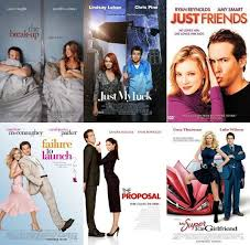 types of movies the 5 types of romantic comedy posters neatorama