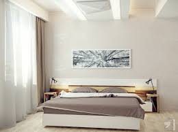 small modern bedroom white. Saving Bedroom Design Interior Space With Modern Bed Furniture - Virtuhouse · White BedroomsSmall Small Pinterest