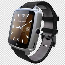 The Challenger Smartwatch Executive Sport Series Fully Compatible with Android and IOS - IG-10SP SILVER IdeaStage Promotional Products