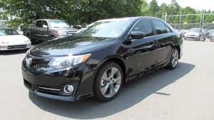 2012 Toyota Camry SE V6 Start Up, Exhaust, and In Depth Review ...