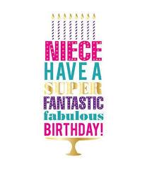 Happy Birthday To My Niece Quotes Cool Happy Birthday Niece Quotes Birthday Quotes Pinterest Niece