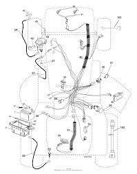 Husqvarna lgt2654 wiring diagram