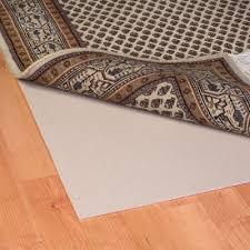 solid plus plush grip rug pad